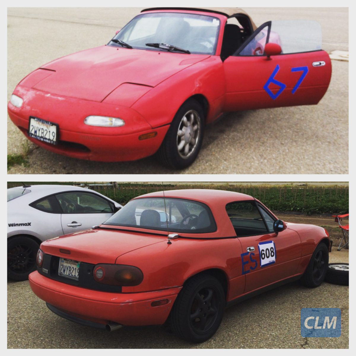 The Craigslist Miata You Could Find One For Less But I Needed It To Have Paint